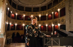 01.Ivana Marija Vidovic poslije dva koncerta u Teatru Garibaldi_24032018_Photo by Giuliana Torre (1)