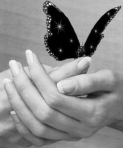ruke jedne žene