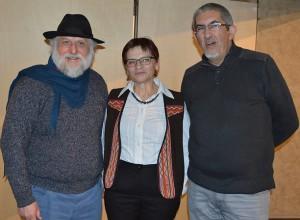 Ivica Košak doktorica Ana Raffai Otto Raffai 2016