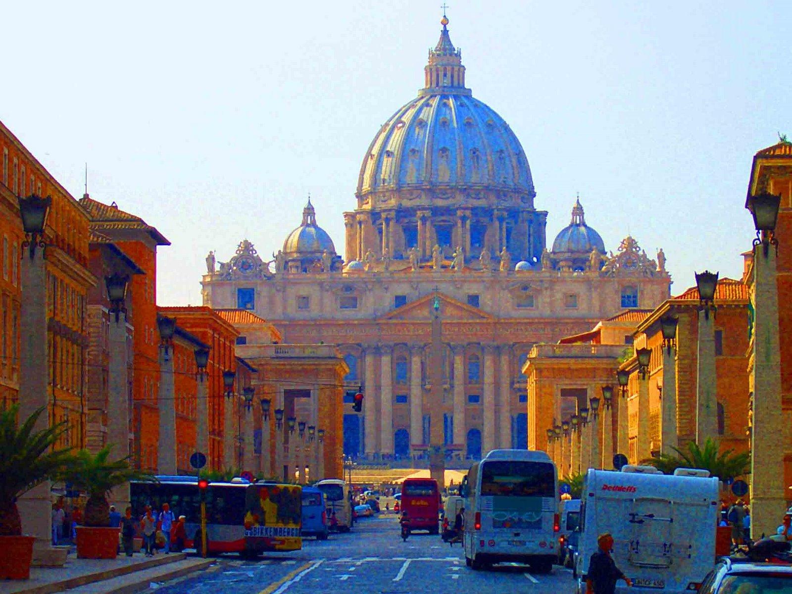 Vatikan Vatikan-2006-138_farbe_post-724210