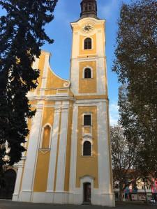 Virovitica - crkva svetog Roka