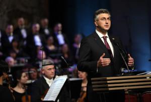 Zagreb: Koncertom u HNK ozna?en po?etak predsjedanja Hrvatske vije?em EU